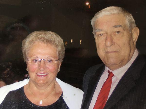 Renata ed Angelo Fumagalli