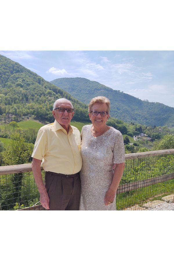 Marisa e Filippo Alberti