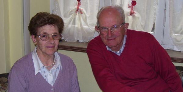 Maria e Arturo Longhi