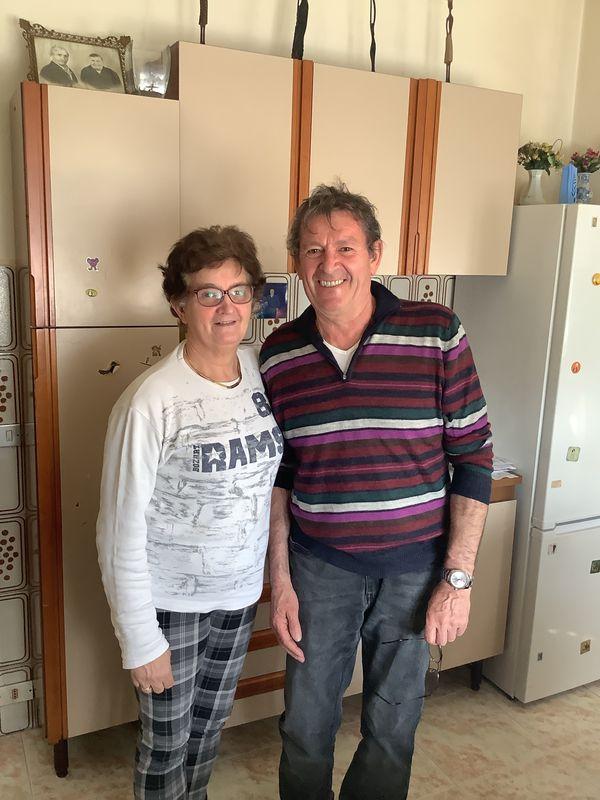 Maurizio e Maria Luisa Rodolfi