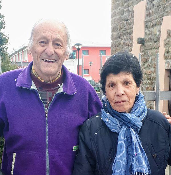 Giancarlo e Daniella Togni