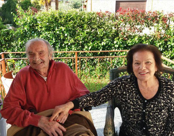 Lina e Arturo Bonomelli