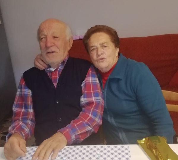 Angelo e Maria Belotti