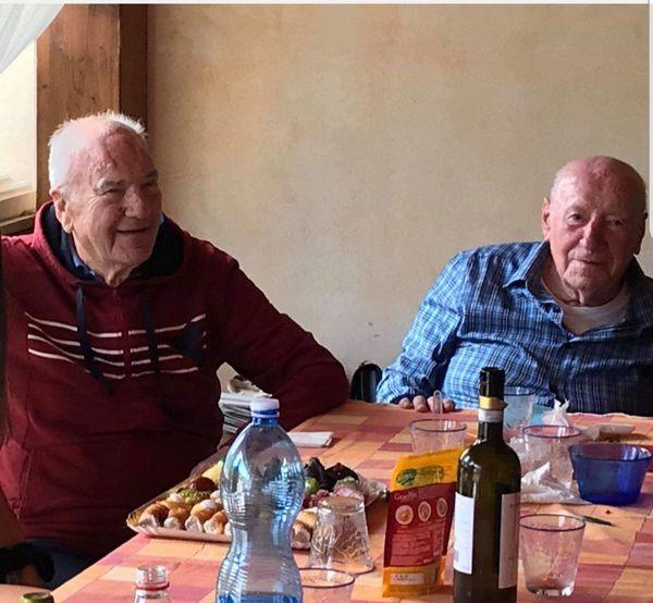 Gianluigi e Attilio Trabucco