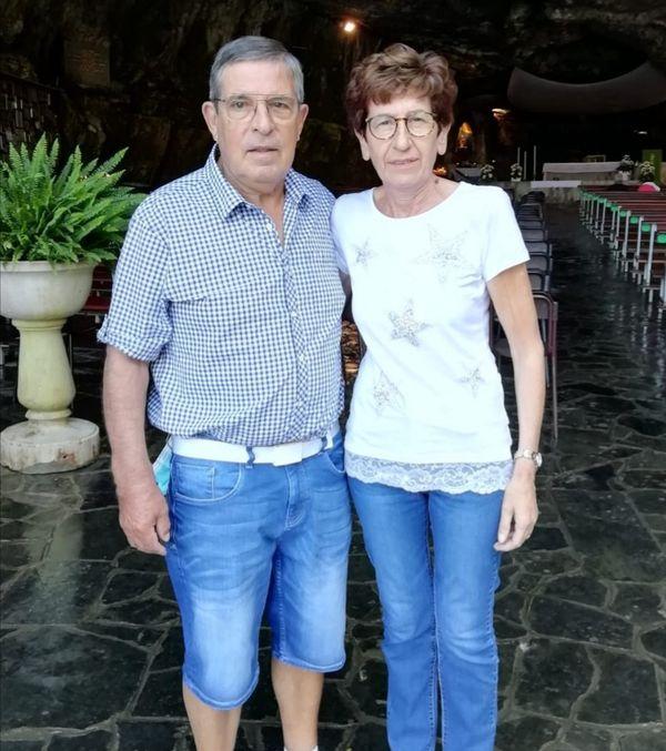 Concetta e Giancarlo Pellegrini