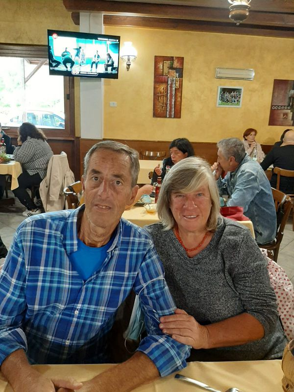 Patrizia e Tullio