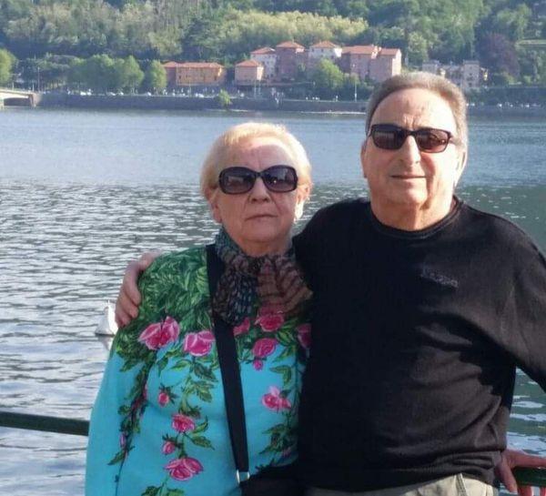 Luigina Angioletti e Renzo Miglietta