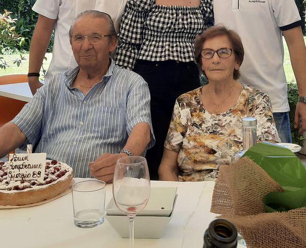 Rosanna e Giorgio