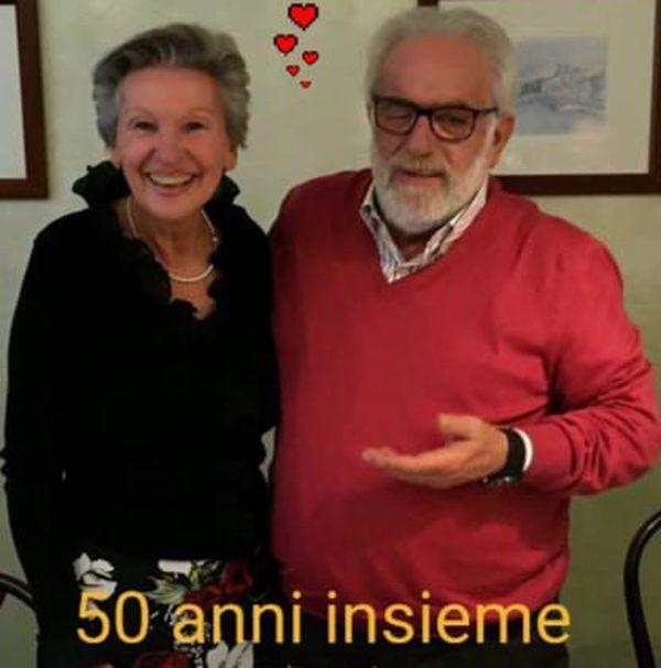 Franco e Anna Bonanomi