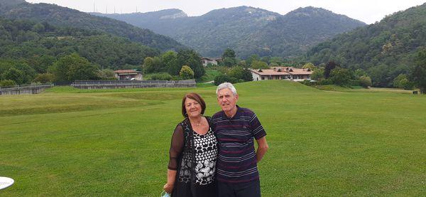 Laura e Angelo