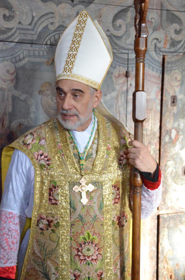 Mons. Sergio Gualberti