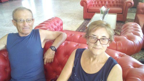 Angela e Giuseppe Anesa