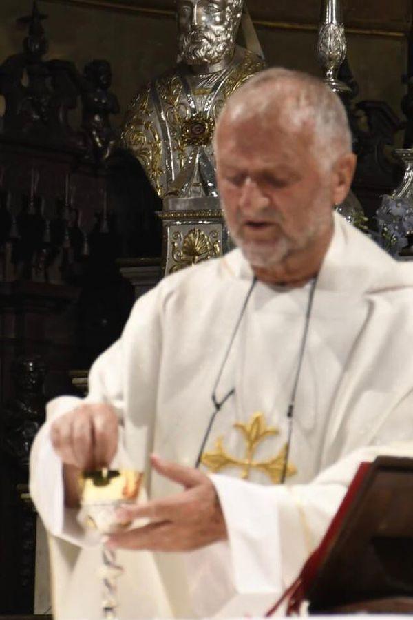 Padre Santino Brembilla