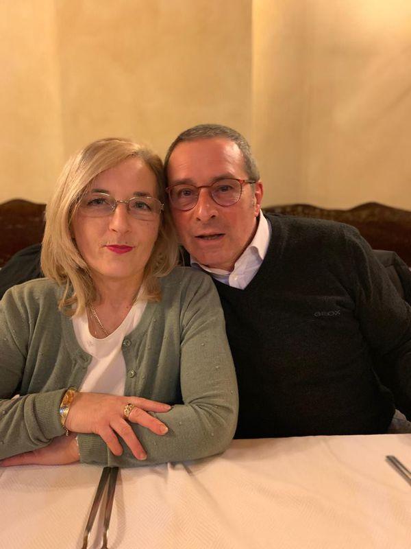Emanuela e Ivan Tami