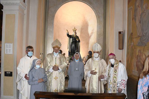 Ordinazione sacerdotale e professioni religiose