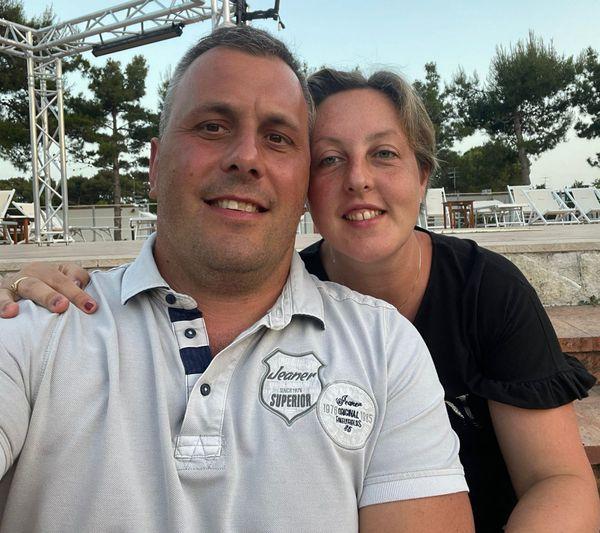 Erika Scolari e Davide Conti