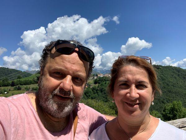 Silvia Prandi e Giuseppe Radici