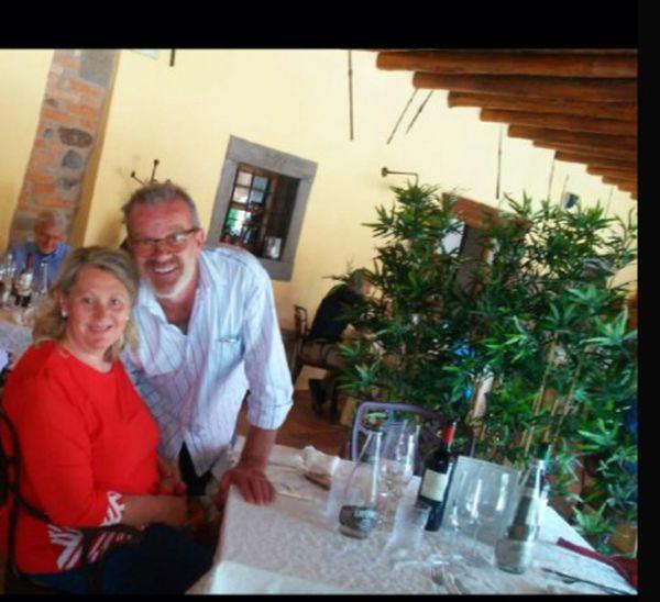 Luigia e Claudio Rota