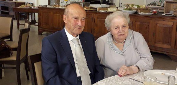 Mirella e Giulio Lodetti