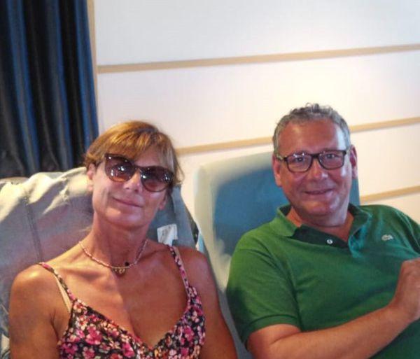 Roberta e Giorgio