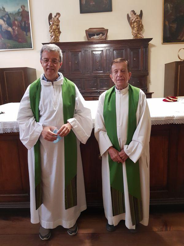 Don Roberto Favero e Don ...