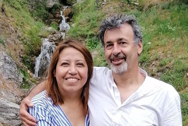 Elena Antezana e Fabrizio Scotti
