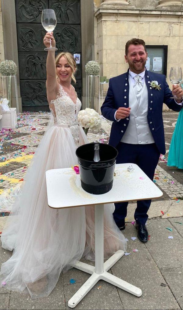 Chiara Maffi e Luca Carminati