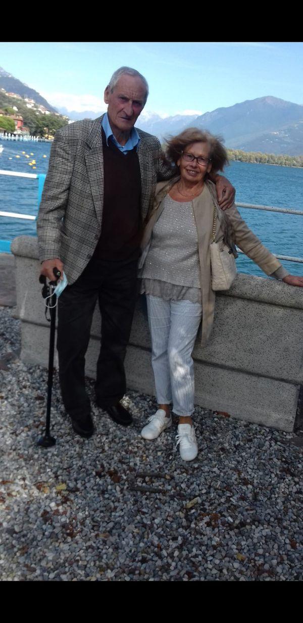 Alessandra e Marsilio Bosio