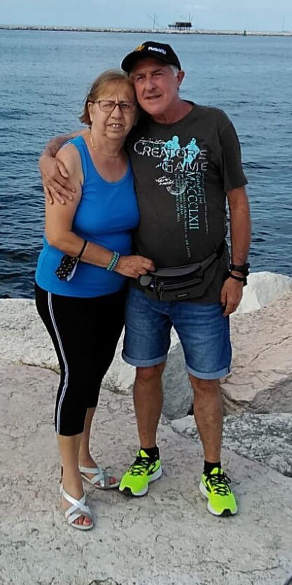 Marina Brambilla e Roberto Barzasi
