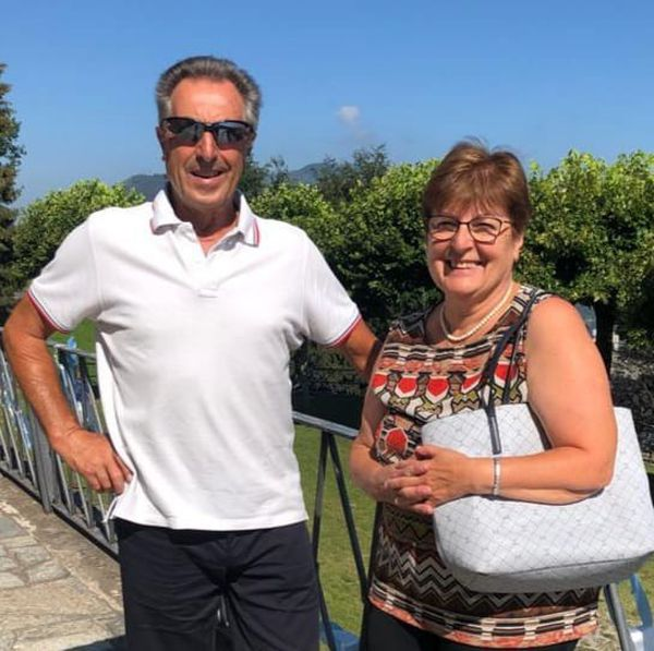 Flavia e Antonio Rota