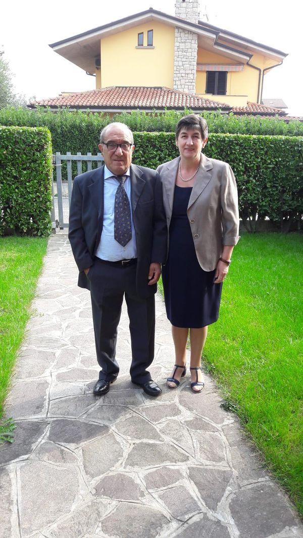 Marina e Riccardo