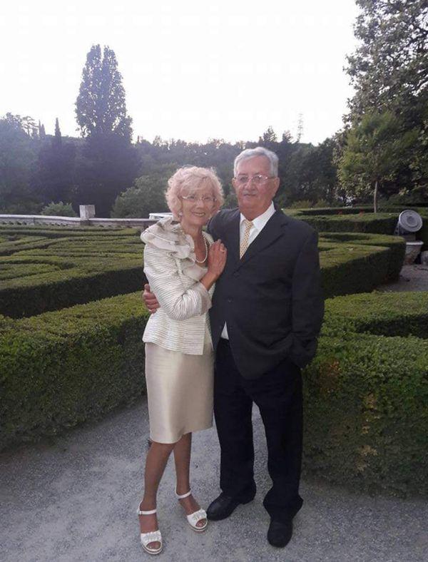 Maria e Claudio