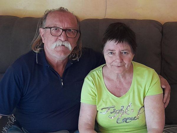 Raffaella Salvi e Pietro Benedetti
