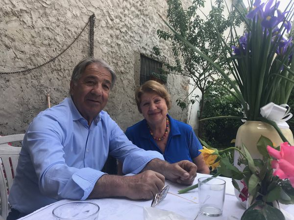 Rosa e Italo