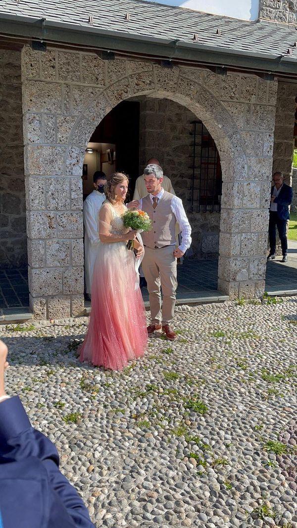 Loredana Magri e Stefano Mainente