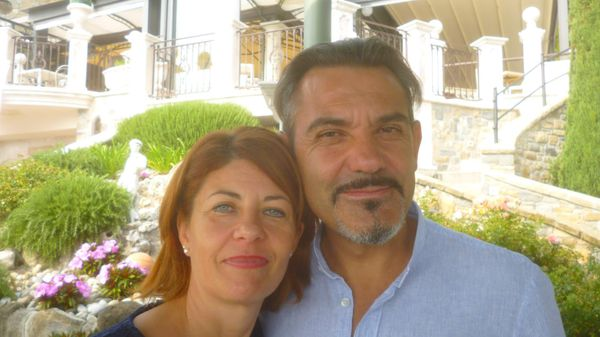 Tiziana e Luciano