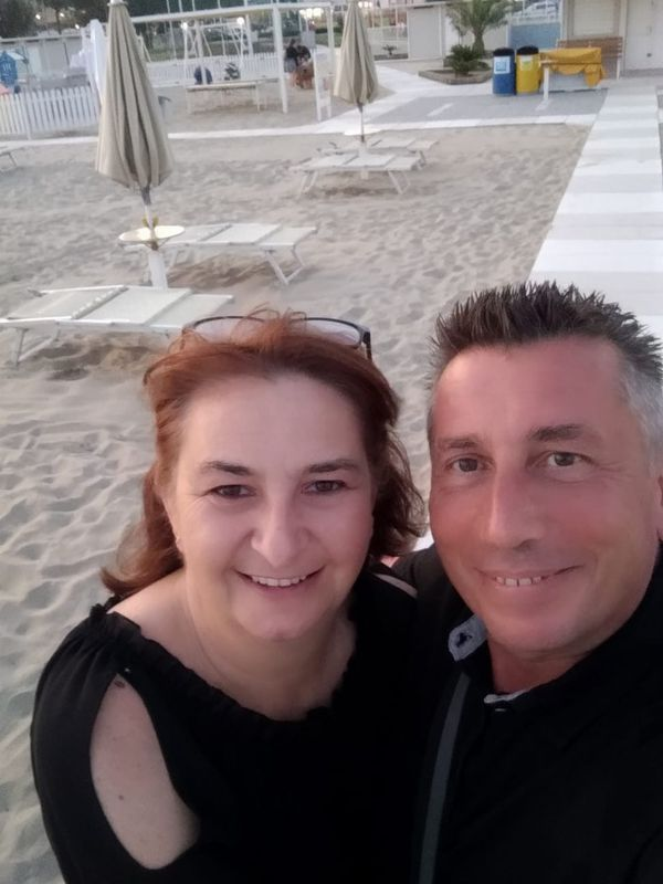 Simona e Domenico